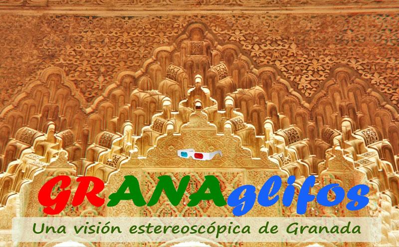 Exposición GRANAglifos. Visión estereoscópica de Granada
