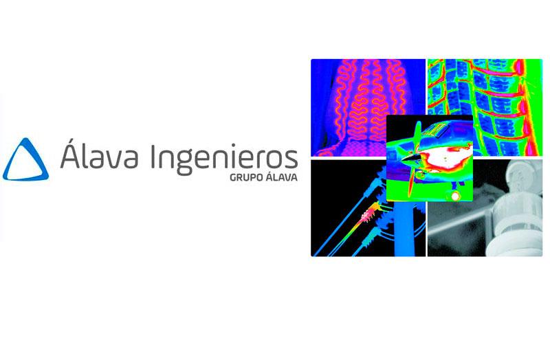 Curso de Termografía ITC de Alava Ingenieros