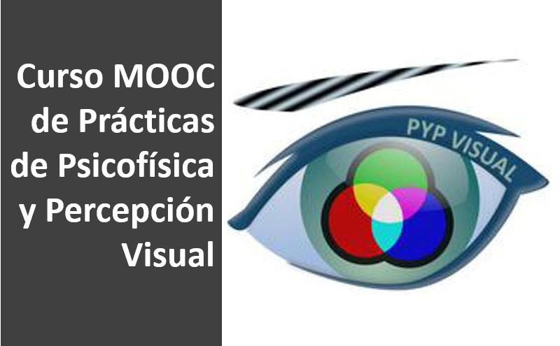 Curso MOOC de prácticas de Psicofísica y Percepción Visual