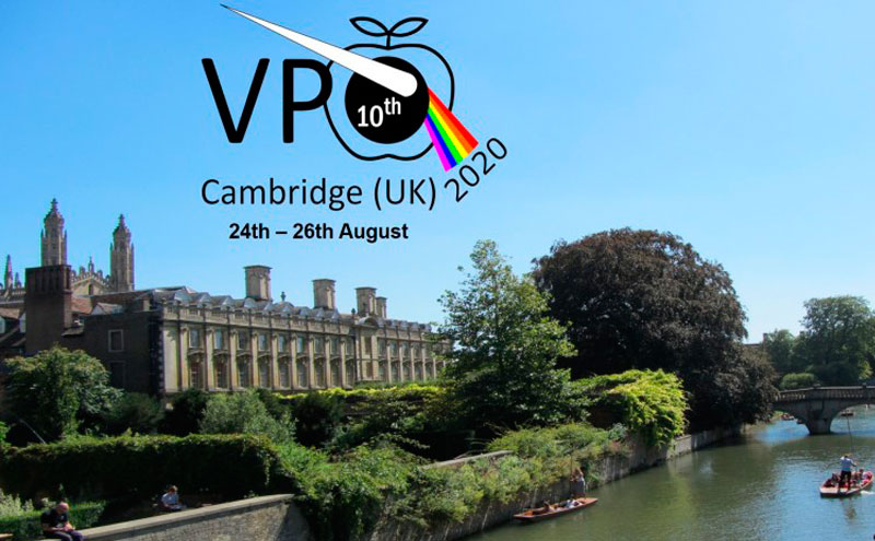 10th Visual and Physiological Optics meeting (VPO 2020)