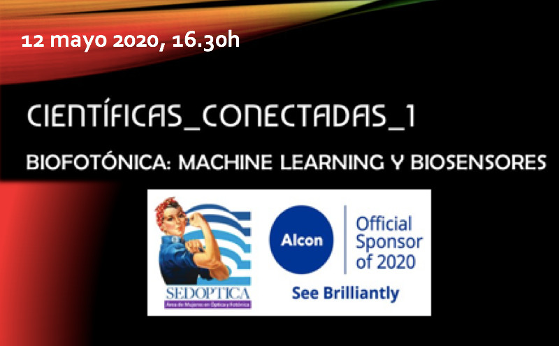 Científicas Conectadas 1 -  Webinar Programa de Mentoras SEDOPTICA-MOF @ Alcon