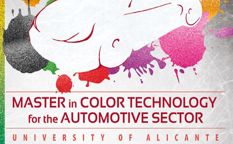 Master in Color Technology for the Automotive Sector (ColTAS)