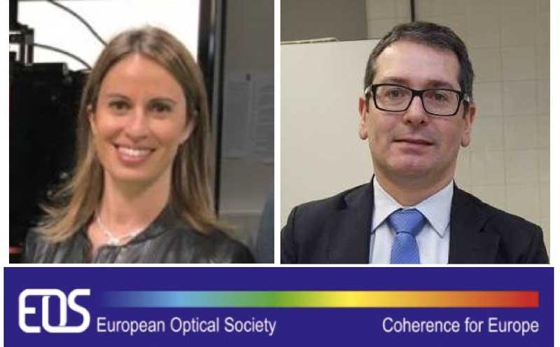 María Teresa Flores elegida Secretaria de EOS y Humberto Michinel completa su mandato como Presidente