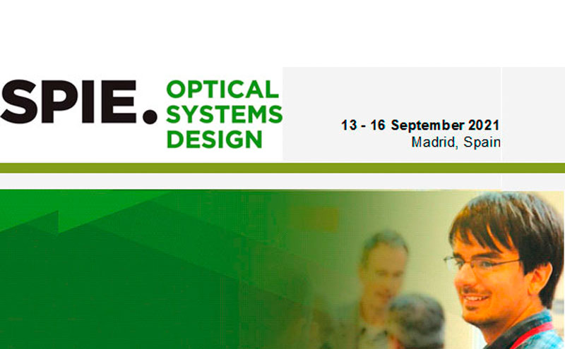 SPIE Optical Systems Design Call for Papers