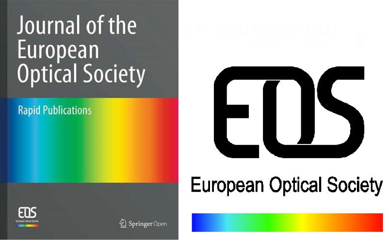 Journal of the European Optical Society - Rapid Publications